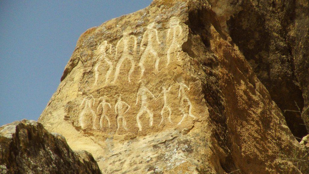 שמורת גובוסטאן. צילום מתוך wikimedia.org