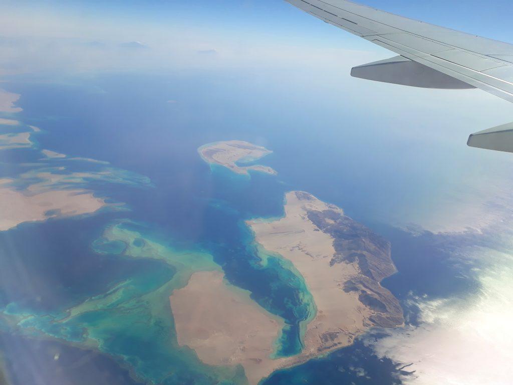את השבר הסורי אפריקאי אפשר לראות כבר בטיסה לאתיופיה. צילום: חוה אברבנאל