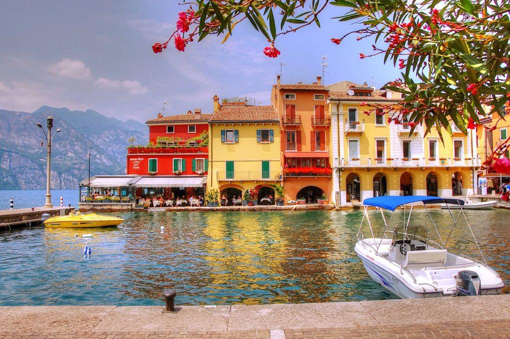 טיול קסום בצפון איטליה. צילום: Pixabay