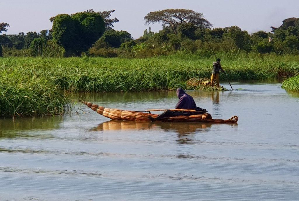 סירות דיג באגם טאנה. צילום: ענת ברק