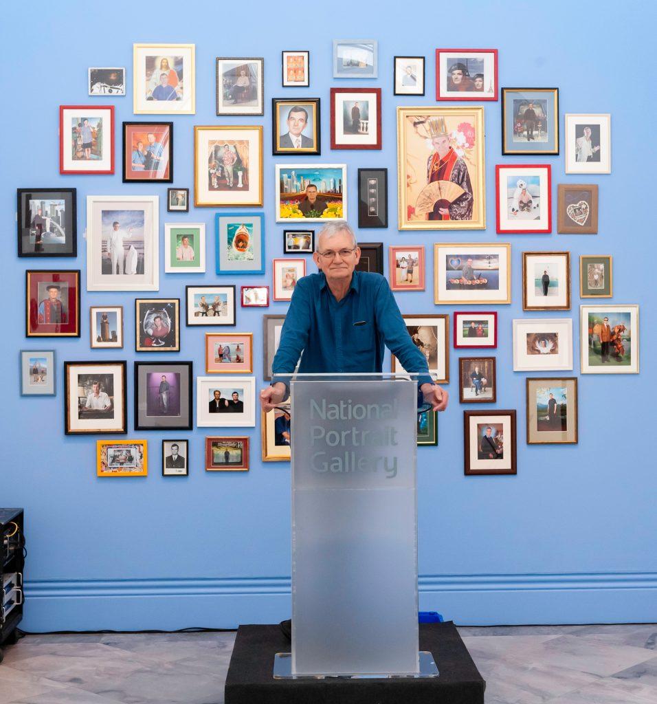מרטין פר. תערוכת צילומים. צילום מתוך אתר הגלריה