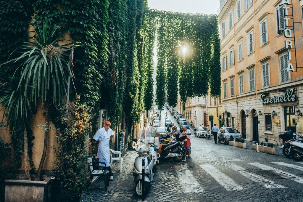 שכונה נפלאה להסתובב בה. צילום: Andrea Ruggeri מתוך andrearuggeri.it
