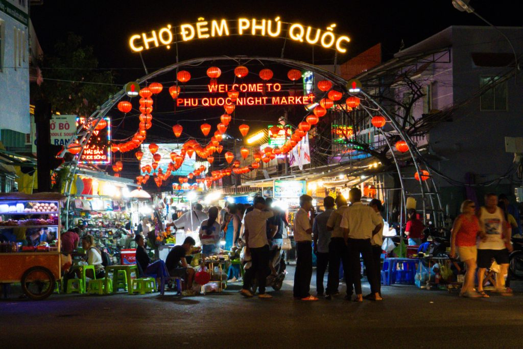 שוק הלילה Dinh Cau. צילום: Shutterstock