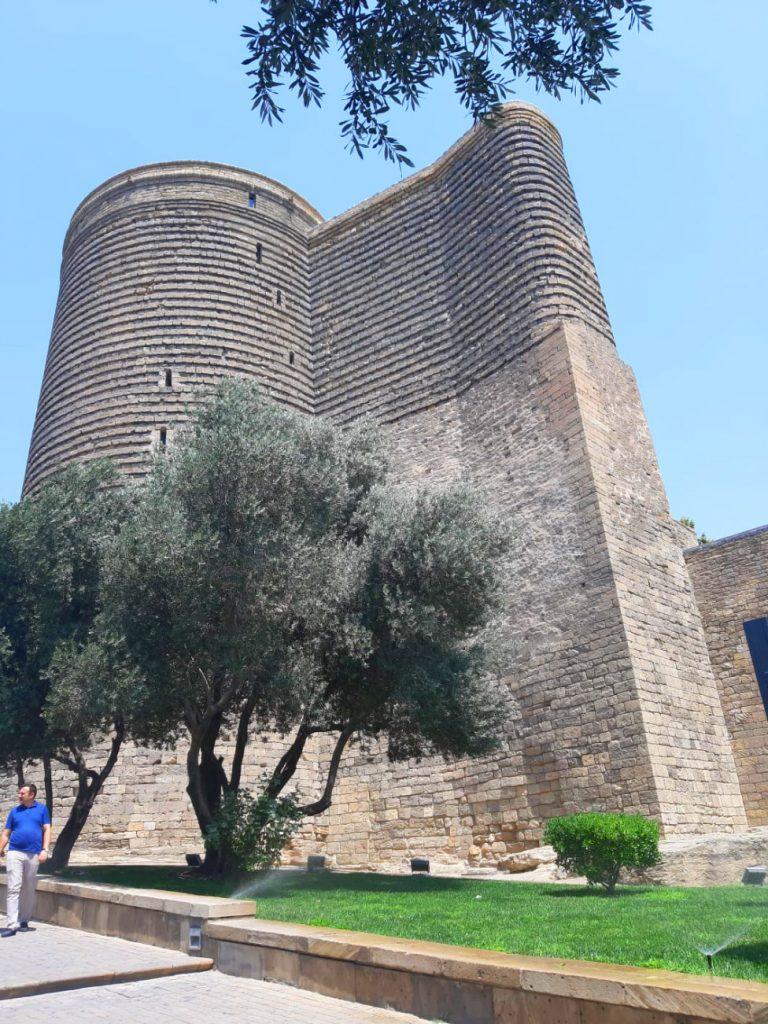 מגדל הבתולה בעיר העתיקה. צילום: אורטל קופמן
